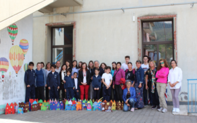 1° Short Term Students' Exchange a Zafferana Etnea