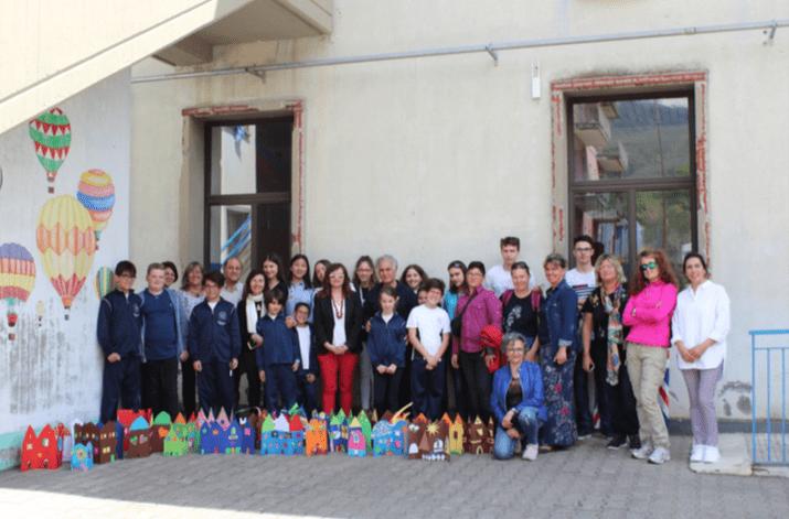 1° Short Term Students' Exchange a Zafferana Etnea